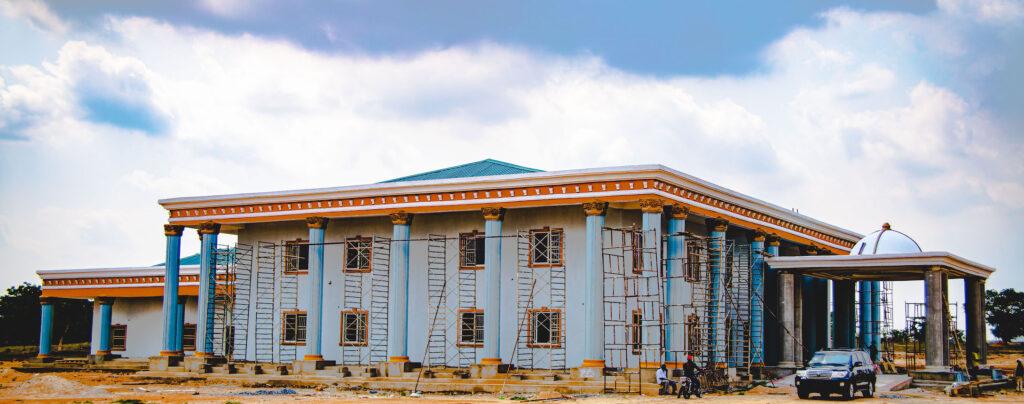 Mewar University senate building